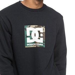 DC Camo Boxing Sweatshirt